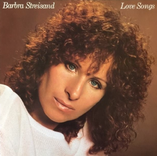 Barbra Streisand - Love Songs (LP) (EX/VG+)